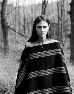 Latin inspired style - 'Desde los Andes' Model: Christina Makowski at New York Models, Photography/Styling: Evan Browning