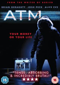 Win Horror Slasher Flick ATM on Blu-Ray In Our Competition!
