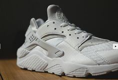 quality design a66f1 4d71b Nike Air Huarache Ostrich White Pure Platinum Air Force 1, Nike Air Force,  Nike