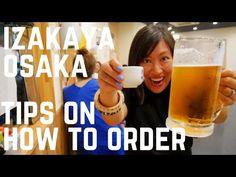Best Street Food, Order Food, Osaka Japan, Travel Channel, Travel Videos, Food Plating, Food Videos, Night Out, Plate