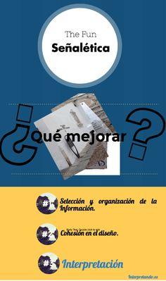 La Señalética.