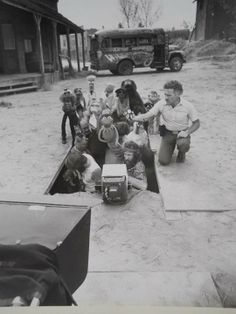 Behind the scenes of The Muppet Movie.