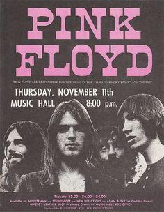 Music Hall, Boston 1971