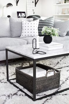 Other coffee table games, coffee table styling, diy coffee table, decor Coffee Table Games, Coffee Table Styling, Diy Coffee Table, Decorating Coffee Tables, Coffee Table Design, West Elm, Home Decor Bedroom, Living Room Decor, Modern White Living Room