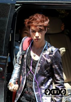 Why so serious? #Lay will be at KCON '12! #Yixing #EXO