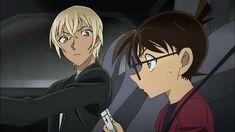 Conan, Detective, Amuro Tooru, Kudo Shinichi, Magic Kaito, Case Closed, Manga Anime, Childhood, Movie