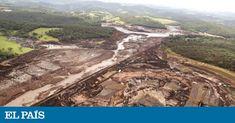 El accidente en un dique de contención en Brumadinho, al sudeste del país, provoca una potente indundación y deja al menos 345 desaparecidos Water, Outdoor, Castles, Countries, Pictures, Gripe Water, Outdoors, Outdoor Games, Outdoor Living