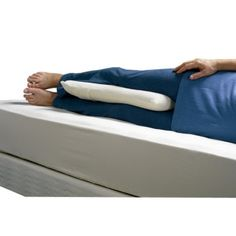 Relieve knee pain, hip pain, and lower back pain while you sleep soundly with the ContourSleep Posture Cushion by Relax The Back®.The temperature-sensitive memory foam provides support from your knees to your ankles, keeping your hips and spine properly aligned. Investing in a quality posture cushion can improve your sleep habits, helping you sleep deeper so you can wake up feeling more refreshed. The Posture Cushion is easily transportable, so you can use it while ...