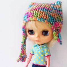 2de7637ec39 tutti-frutti-hat-for-Blythe free pattern