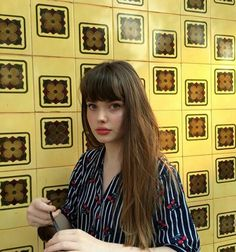 46 Trendy Hair Long Fringe Bangs Trendy Hair Long Fringe Bangs Coiffures H. - 46 Trendy Hair Long Fringe Bangs Trendy Hair Long Fringe Bangs Coiffures H… Short Punk Hair, Short Hair With Bangs, Hairstyles With Bangs, Trendy Hairstyles, Short Hair Styles, Dark Hair Bangs, Thick Bangs, Bangs Hairstyle, Fringe Bangs