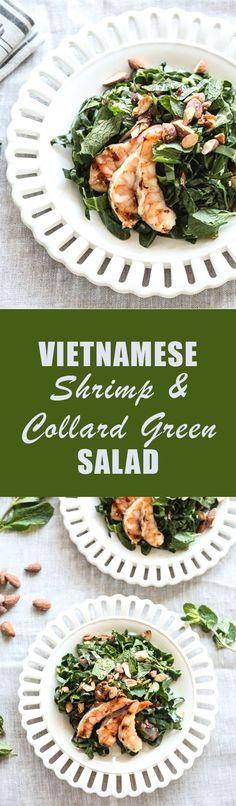 Vietnamese Shrimp an