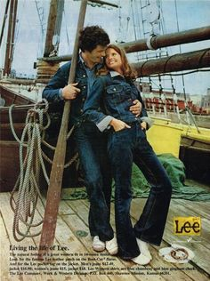 Come sail away with Lee.