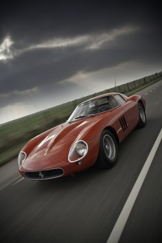 1963 Ferrari 250 GTO Maintenance of old vehicles: the material for new cogs/casters/gears/pads could be cast polyamide which I (Cast polyamide) can produce. My contact: tatjana.alic14@gmail.com