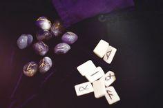 magic, witchery, candles, tarot, runes.  Yulia Volchok