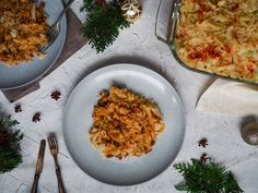 Koložvárska kapusta aj pre histaminikov Risotto, Ethnic Recipes, Food, Essen, Meals, Yemek, Eten