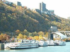 Gateway Clipper Fleet ~ a fun option for boat cruises, guided tours, dances and events on the rivers of Pittsburgh!