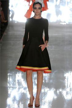 Sfilata Chado Ralph Rucci New York - Collezioni Primavera Estate 2013