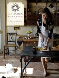 Fall Cookbooks | A Kitchen in France: A Year of Cooking in My Farmhouse