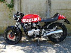 suzuki gsx 550 cafe racer