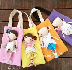 One Canvas Doll Carrier / Doll Tote / Taking Along bag / Bed Carri. - One Canvas Doll Carrier / Doll Tote / Taking Along bag / Bed Carrier - Doll Carrier, Fabric Toys, Sewing Dolls, Kids Bags, Felt Dolls, Doll Crafts, Doll Patterns, Doll Clothes, Sewing Projects