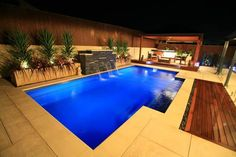 Having a pool sounds awesome especially if you are working with the best backyard pool landscaping ideas there is. How you design a proper backyard with a pool matters. Backyard Pool Designs, Swimming Pools Backyard, Swimming Pool Designs, Pool Landscaping, Backyard Ideas, Pool Paving, Landscaping Design, Pergola Ideas, Piscine Simple