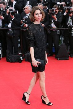 Sofia Coppola | Red Caroet Cannes 2014 Opening Ceremony