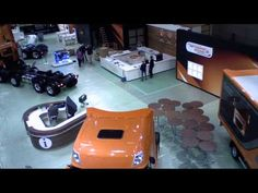 DAF Transport Efficiency | One week at the CV Show 2015 in three minutes | Time-Lapse Video - YouTube