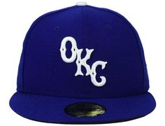 Oklahoma City Dodgers 59Fifty Fitted Cap by NEW ERA x MiLB