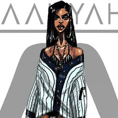 All the glam Aaliyah makeup looks 2018 by TRENDY #happybirthdayaaliyah #makeup #aaliyahface #makeuplooks #happybirthdaybabygirl #aaliyah #aaliyahdanahaughton #aaliyahhaughton #babygirl #TRENDY #2018 #illustration #art