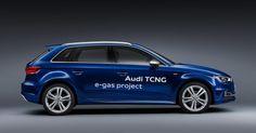 Audi A3 Sportback TCNG, foto ufficiali