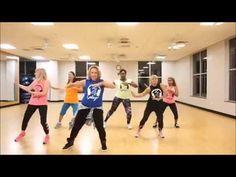 """Miss Fatty"" Million Stylez - Zumba ® Choreography Mariadela - YouTube @GHFC Tioga!"