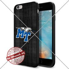 WADE CASE Middle Tennessee Blue Raiders Logo NCAA Cool Apple iPhone6 6S Case #1313 Black Smartphone Case Cover Collector TPU Rubber [Black] WADE CASE http://www.amazon.com/dp/B017J7LVRW/ref=cm_sw_r_pi_dp_enFwwb193MJE1