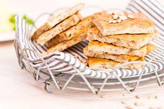 Karppaajan+aurinkoinen+leipä Lchf, Keto, Apple Pie, Gluten Free, Breakfast, Healthy, Ethnic Recipes, Desserts, Food