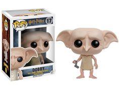Pop! Movies: Harry Potter - Dobby - Harry Potter Funko Figures