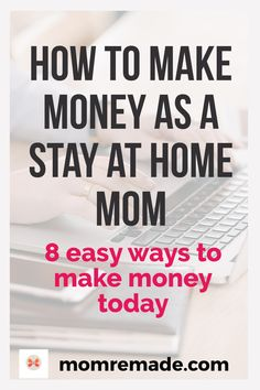 Cash Today, Money Today, Make Way, How To Make Money, Family Schedule, Difficult Children, Bible Study For Kids, Tired Mom, Stay At Home Mom