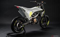 EICMA 2013: Husqvarna Reveals '701' Concept Bike