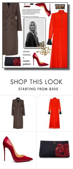 """12.11.2017"" by bliznec-anna ❤ liked on Polyvore featuring Niki Taylor, Balenciaga, Philosophy di Lorenzo Serafini, Christian Louboutin, Paule Ka and Chanel"