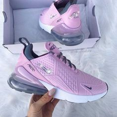 Swarovski Nike Air Max 270 Schuhe Bling Out Swarov #Air