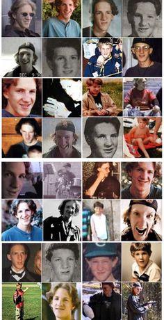 Dylan Klebold Charles Whitman, Columbine High School Massacre, Senior Student, Natural Born Killers, Going Postal, School Shootings, National Treasure, Serial Killers, True Crime