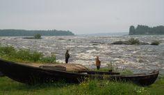 Kukkolaforsen in Torneälv