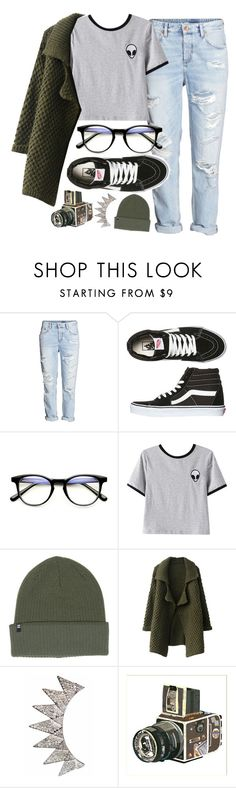 """Restless Soul, Enjoy Your Youth..."" by xo-sakura-xo ❤ liked on Polyvore featuring H&M, Vans, Chicnova Fashion, Billabong, WithChic and Sounds Like Home"