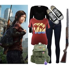 The Last of Us: Ellie Cosplay Just might do it...