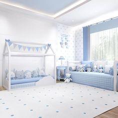 Venha se apaixonar pelo Quarto de Bebê Montessoriano Amiguinhos! Esse cantinho mistura a tendência montessoriana com os Amiguinhos preferidos da família!