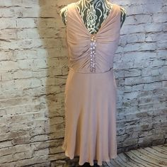 Hp% Silk Dress By Adrianna Papell