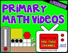 Teach123 - Tips for Teachers: Math Videos - FREE membership