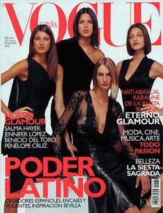 5dcc7bdd717f8 Luciana Marinissen, Ana Beatriz Barros, Michelle Alves, Raica Oliveira,  VOGUE Spain November