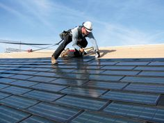 Dow starts mass-marketing solar shingles