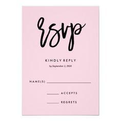 Tropics Wedding Response Card #zazzle @zazzle