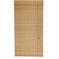 @ Lowes - Style Selections Spice Light Filtering Bamboo Roller Shade (Common: 72-in; Actual: 72-in x 72-in)