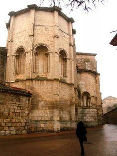 Iglesia de Santa Maria.  Dueñas.